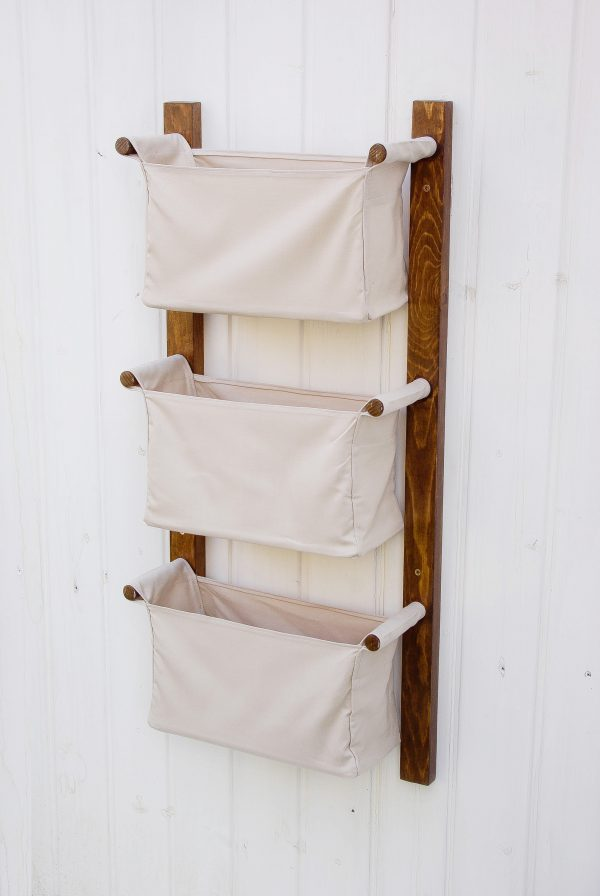 wall hanging organizer by solidandneat