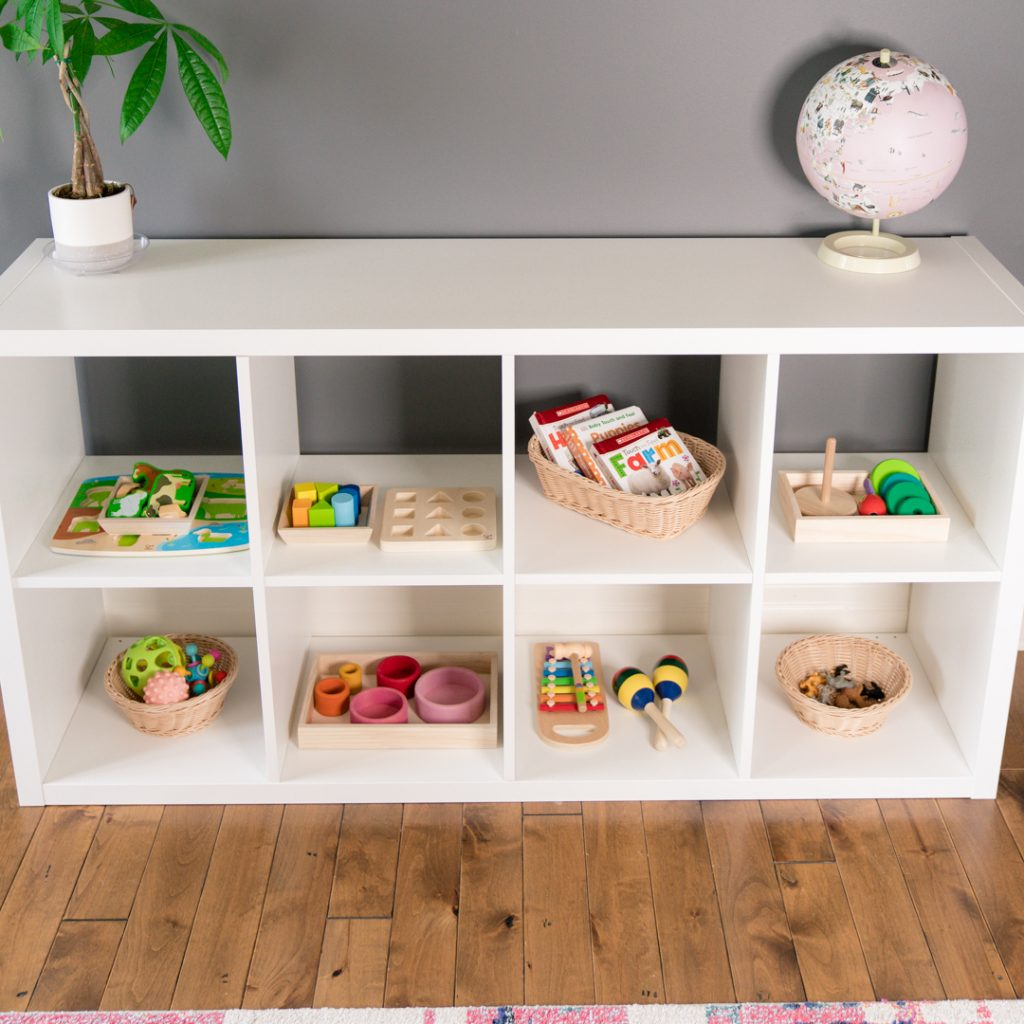 simplify the kids room montessorimethod