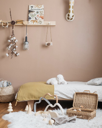keep in nature - wooden toys for kids room