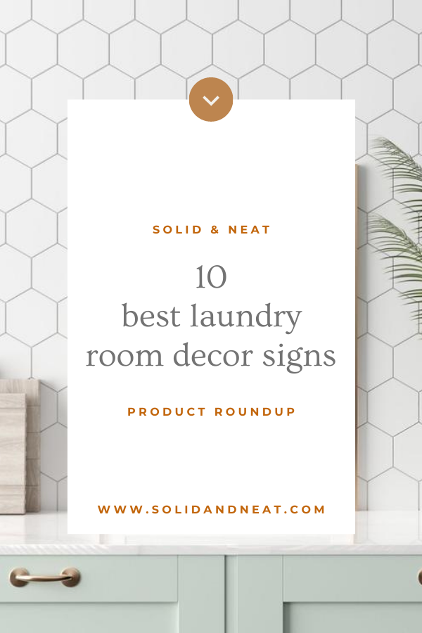 10 best laundry room decor signs solidandneat laundry hamper