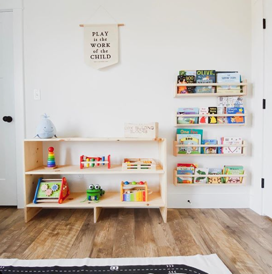 How an organized room benefits your kids