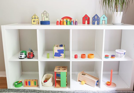 how to benefit from an organized room