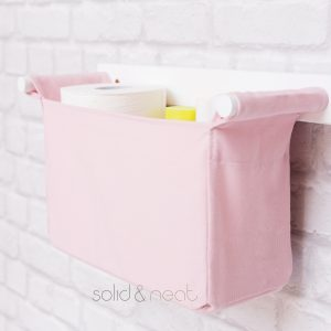 small bathroom organizer solidandneat