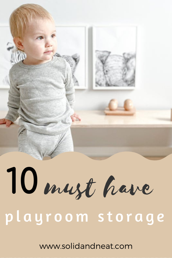 playroom storage guide solidandneat